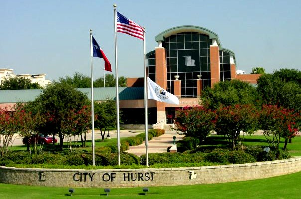 city of hurst seo