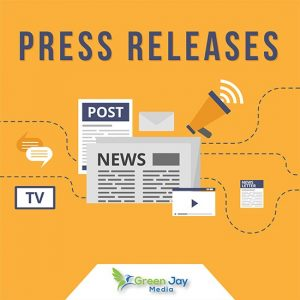 press release writing distributing services